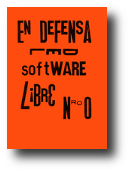 EN DEFENSA DEL SOFTWARE LIBRE Linux gnu blog