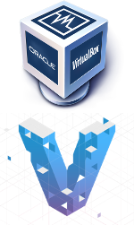 Virtualbox_Vagrant_logos
